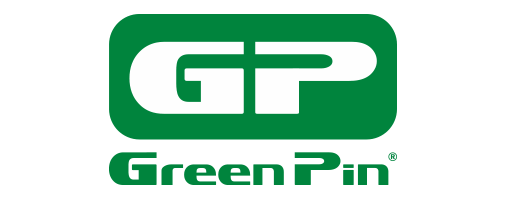 GreenPin Logo